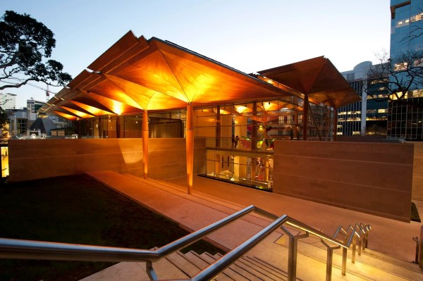 Zealand Art 'building Of Year' Business Insider