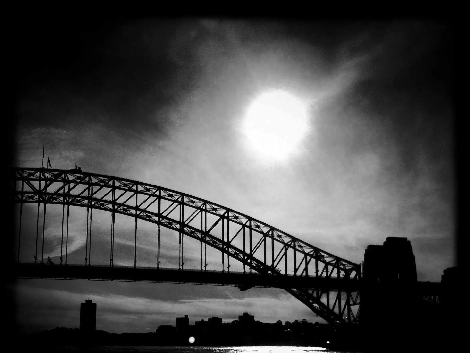 These Amazing Black And White Photos Of Sydney Were Taken