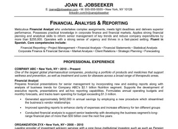 19 Reasons Why This Is An Excellent Resume Business Insider How
