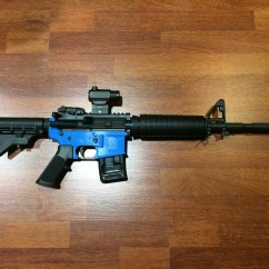 Ar 15 Lower Diagram York Heat Pump Wiring I 3d-printed An Ar-15 Assault Rifle -- And It Shoots Great! | Business Insider