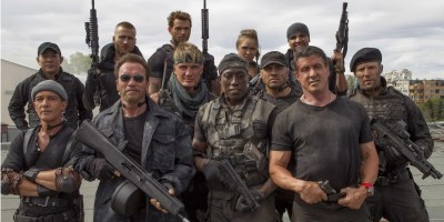 Sylvester Stallone and friends return for actioner The Expendables 3