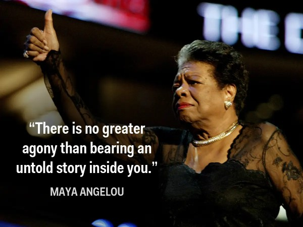 15 Pieces Of Advice Maya Angelou Business Insider