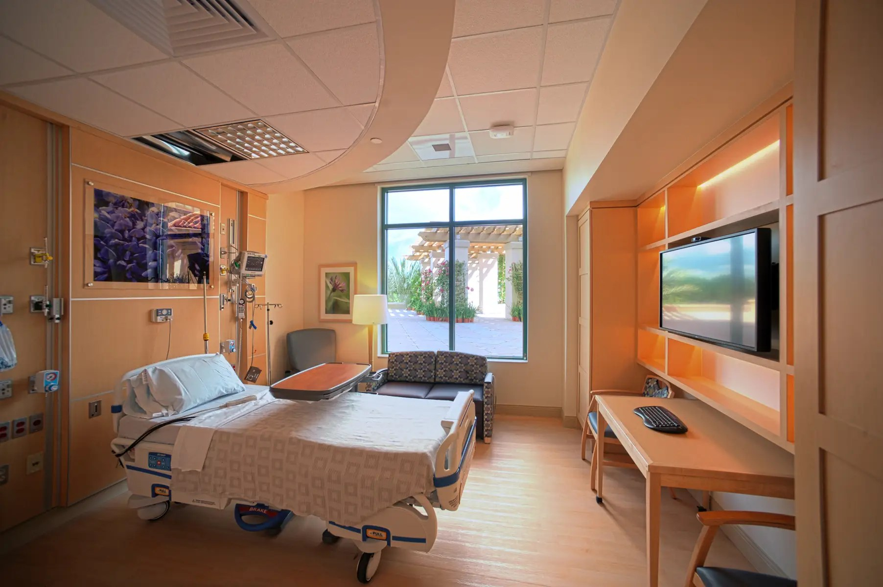 Hospitals In The Future Will Look Totally Different