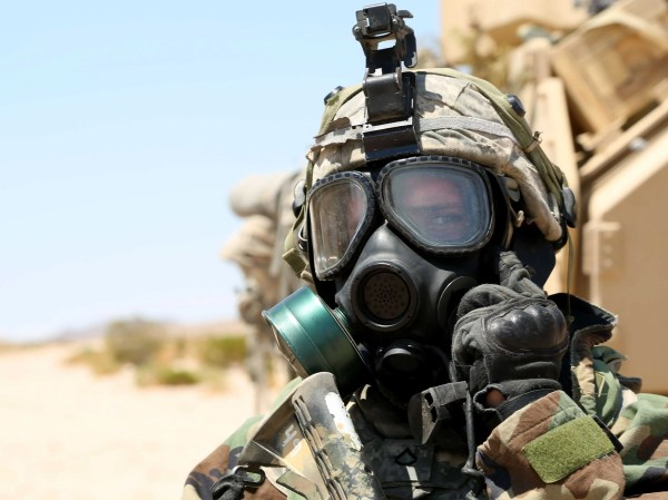 Troops Huge Caches Of Chemical Weapons In Iraq