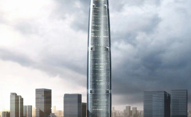 The 10 Tallest Skyscrapers Of The Future Business Insider