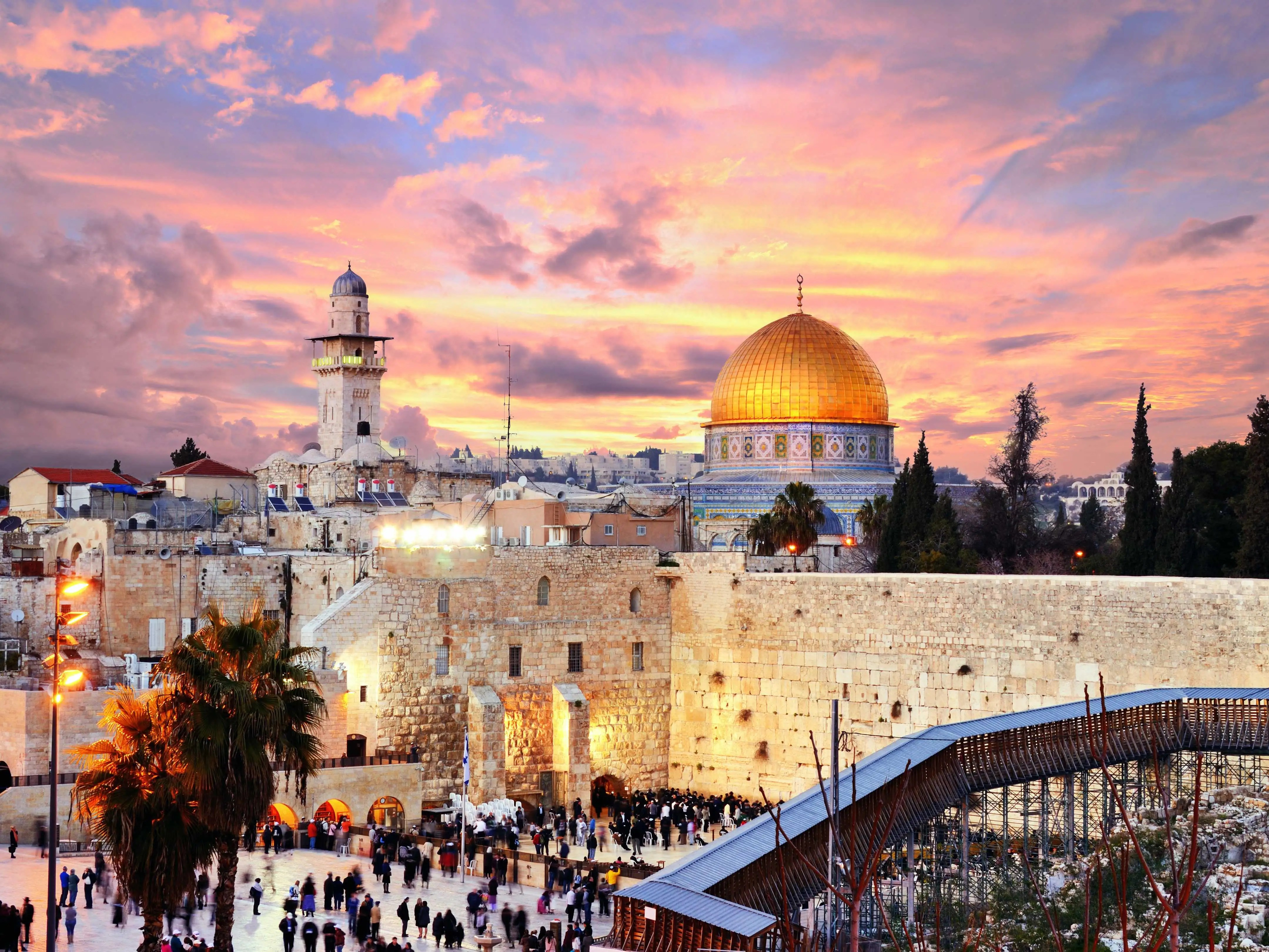 A View Of Jerusalem Like You've Never Seen Before