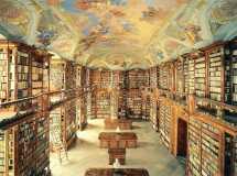 St. Florian Monastery Library