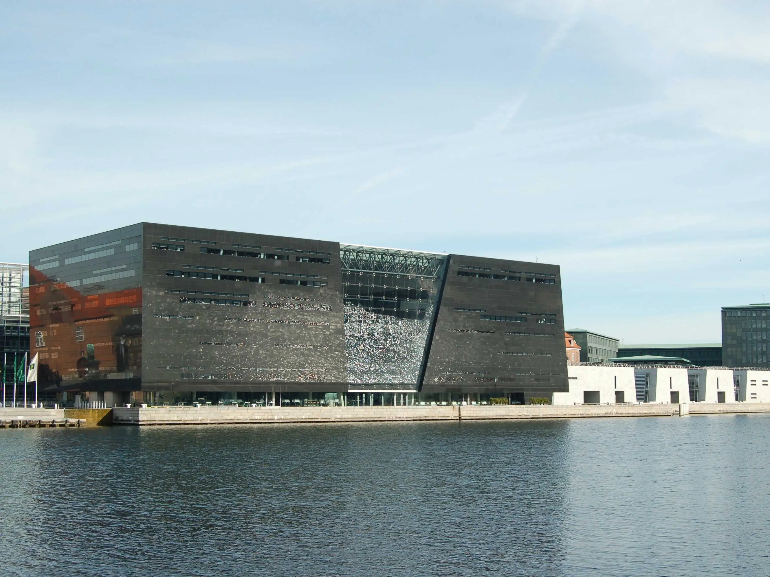 Best Libraries From Around The World - The Royal Library of Copenhagen