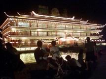 Floating Restaurant Manila Bay