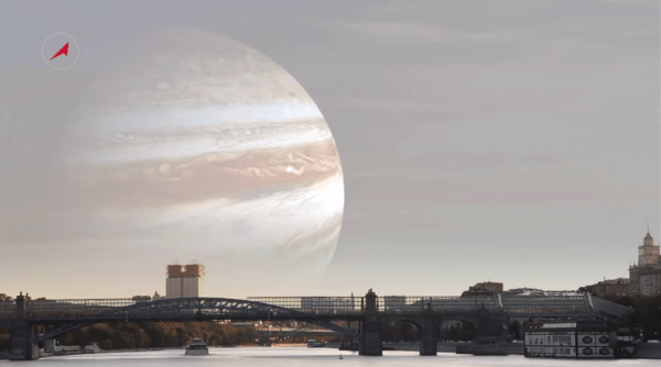 What Moon Would Look Like If Planets
