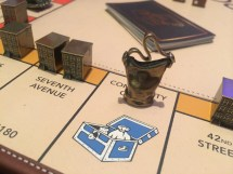 1500 Monopoly Board Game