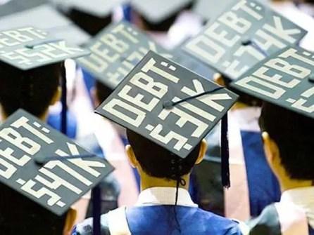 Image result for Student debt