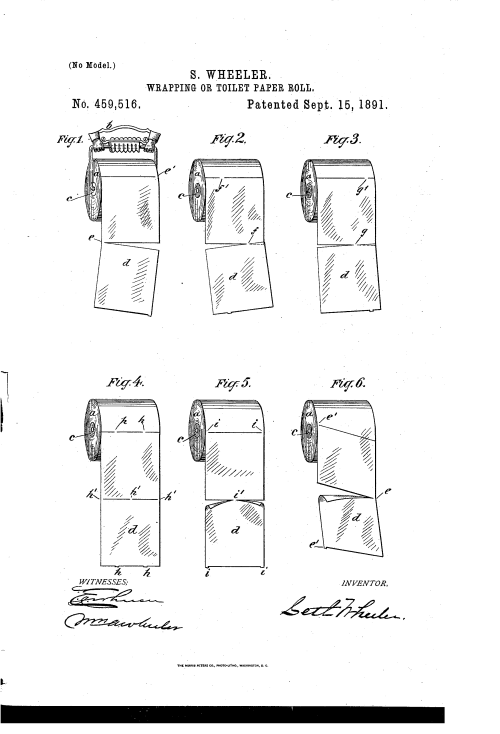 small resolution of toilet paper patent