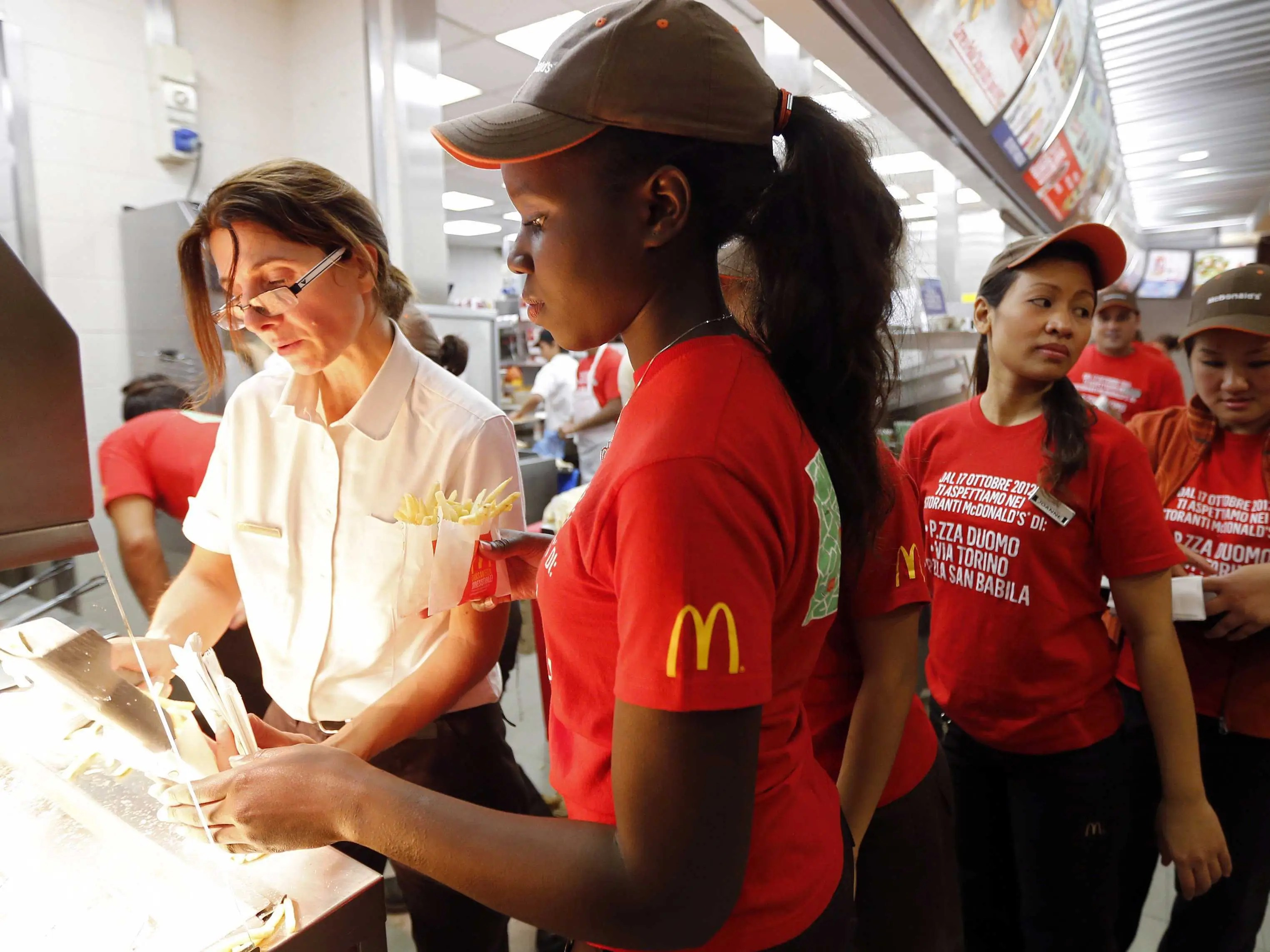 Why 90 of McDonalds workers wont be getting a raise