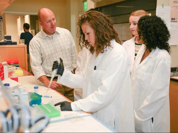 Scientist ' Worked In Drug Industry 25