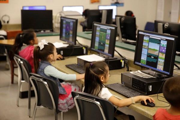 Standardized Tests Elementary School Kids