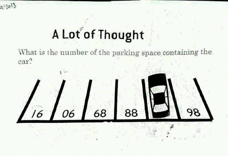 Kids in Hong Kong can solve this logic puzzle in 20