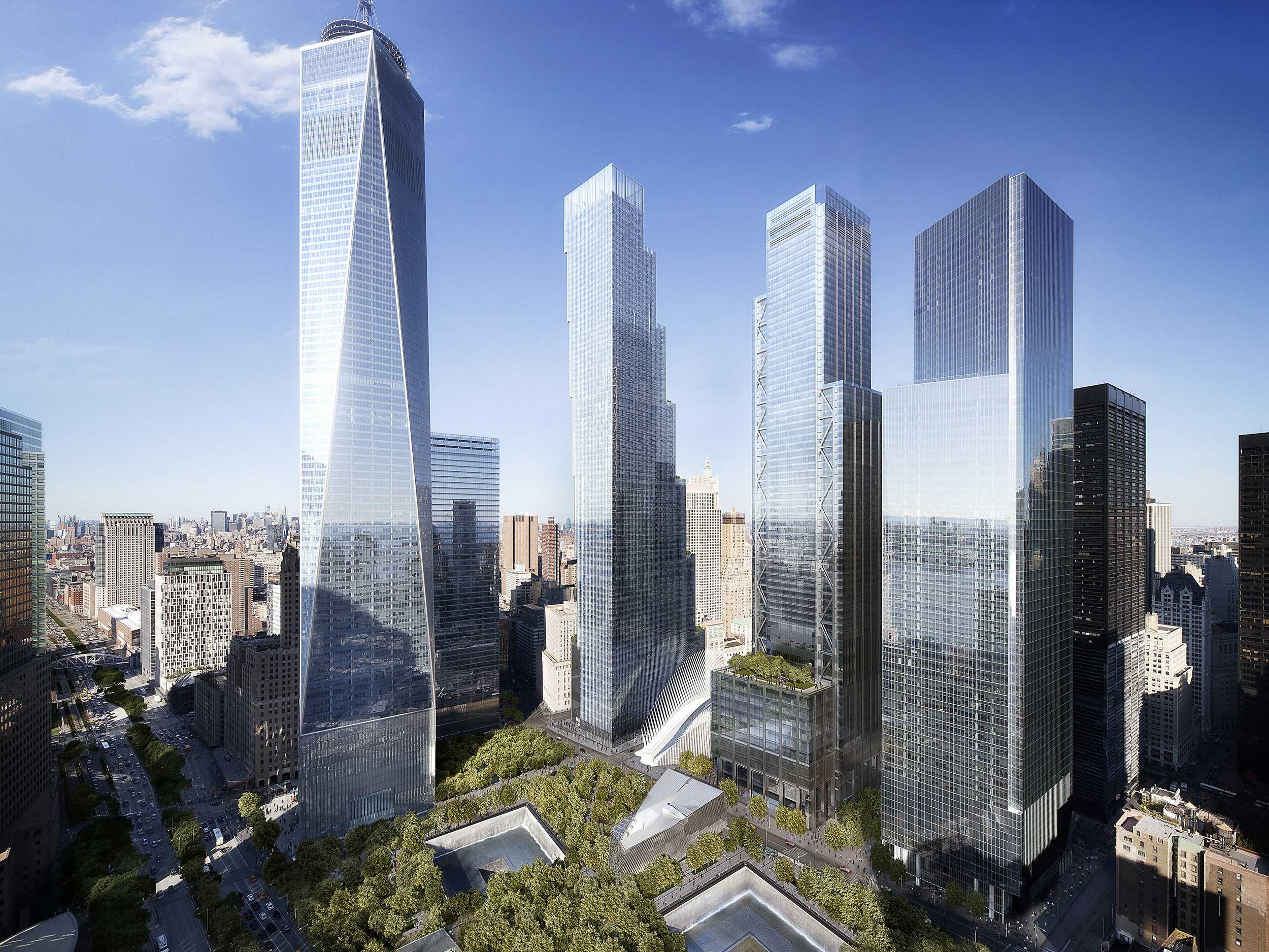 Why the Twin Towers architect would hate the World Trade