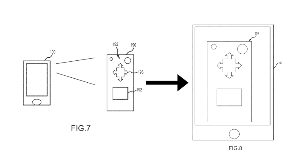 medium resolution of apple tv remote patent