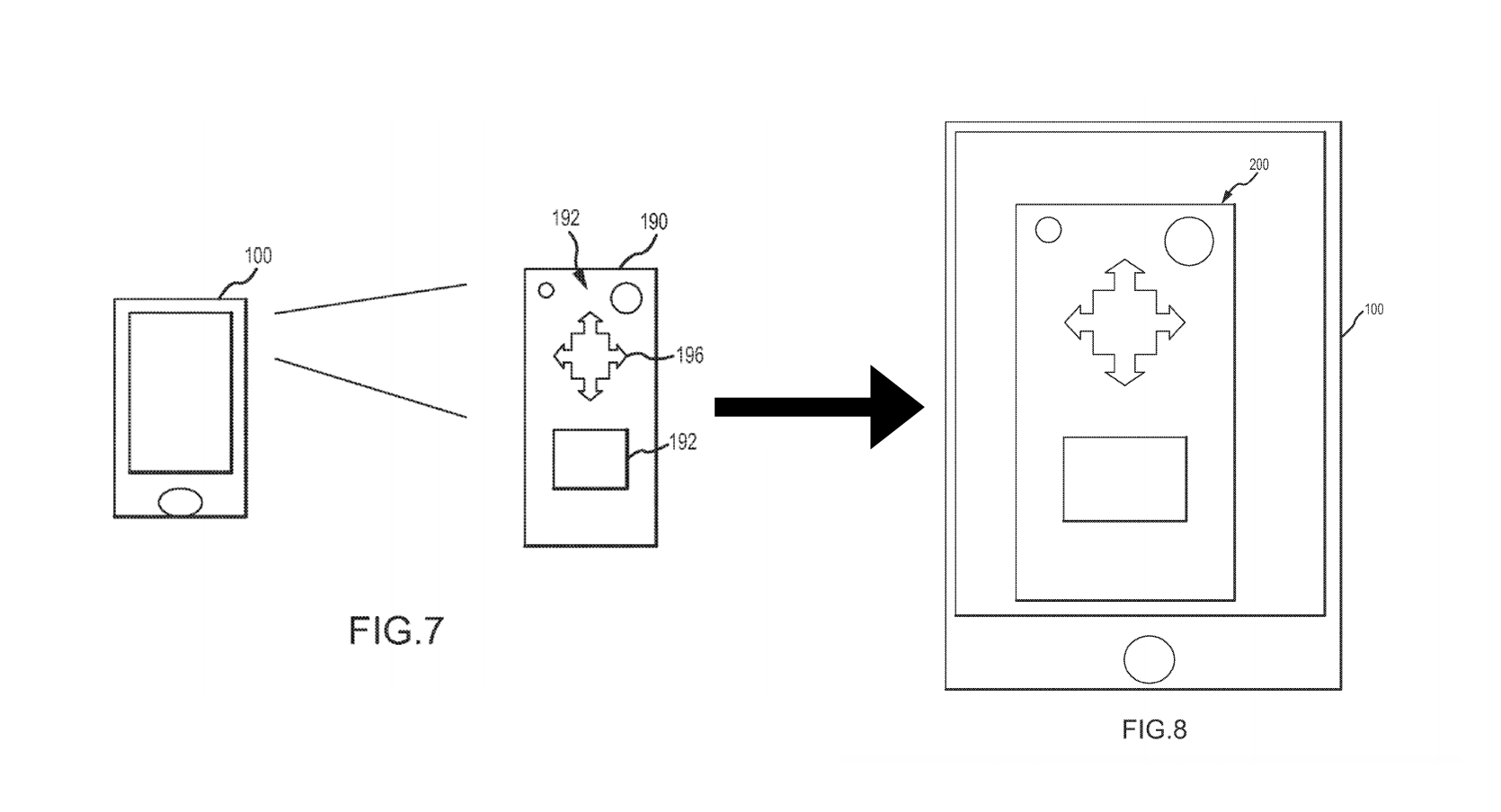 hight resolution of apple tv remote patent