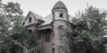 Scariest Real-life Haunted Houses In America