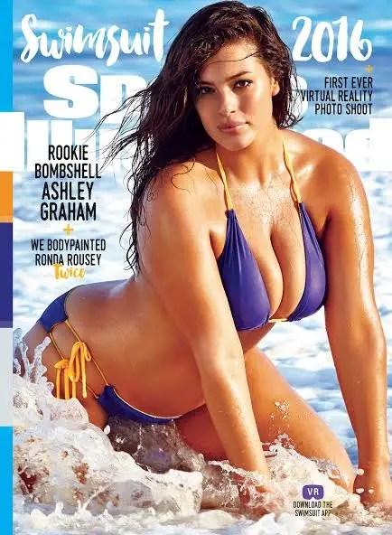 Ashley Graham Sports Illustrated backlash  Business Insider