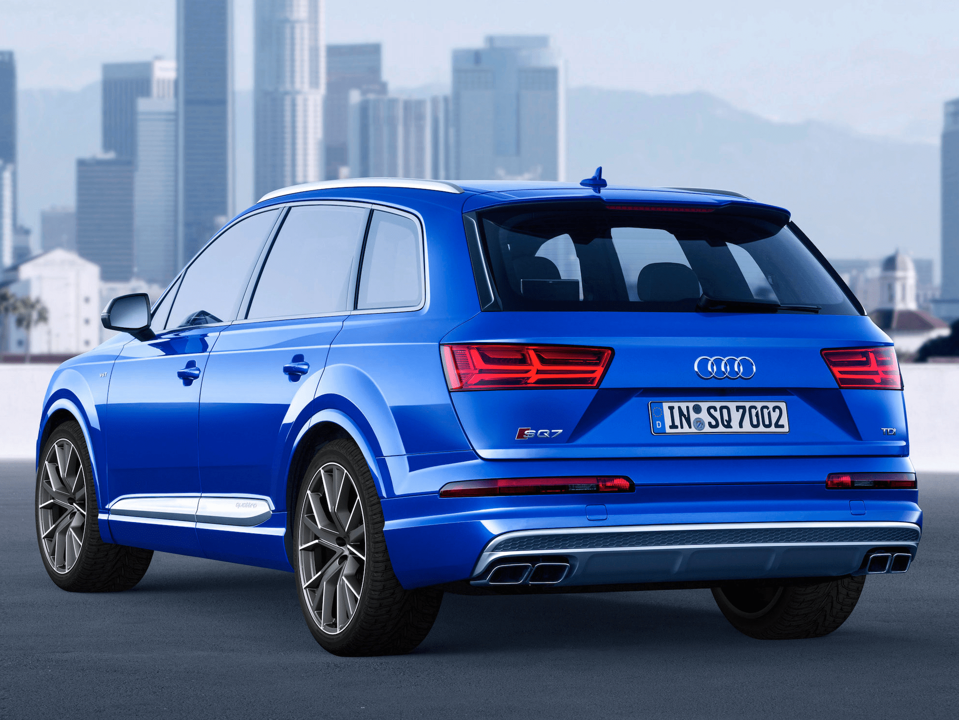 Audi has unleashed a new monster diesel SUV | Business Insider
