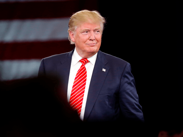 kkks official newspaper supports donald trump for president - 1200×750