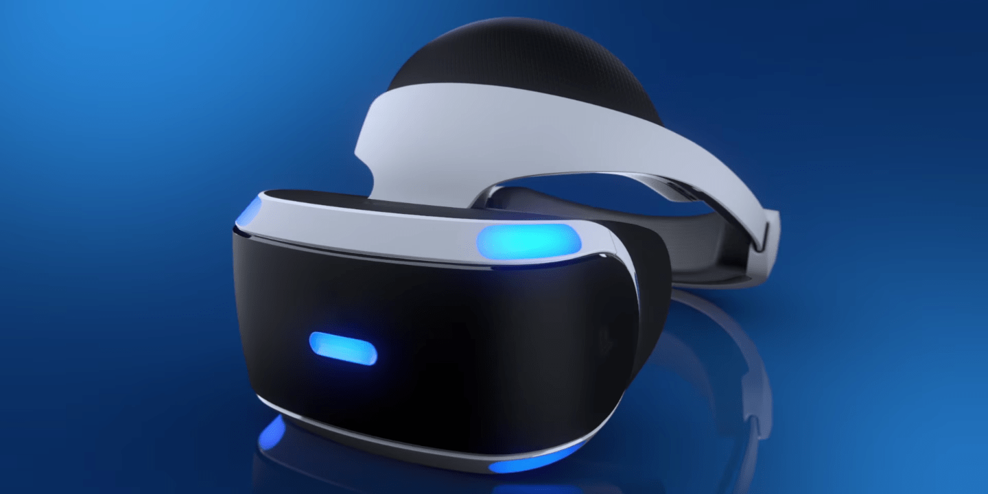 The Playstation 4 Virtual Reality Headset Will Cost 400