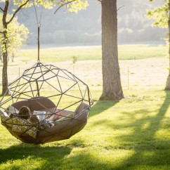 Swing Chair Stand Bedroom Tufted A Company Created New Type Of Luxury Backyard | Business Insider