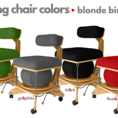 Ergonomic Chair Exercise Ball Poker Table And Chairs Sprang Office Has An Built In Business Insider 8c61514fc9fc9d093492ecf0ebb033f2 Original