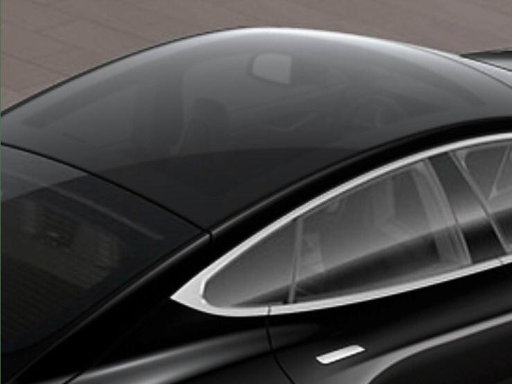 Tesla new glass roof for Model S  Business Insider