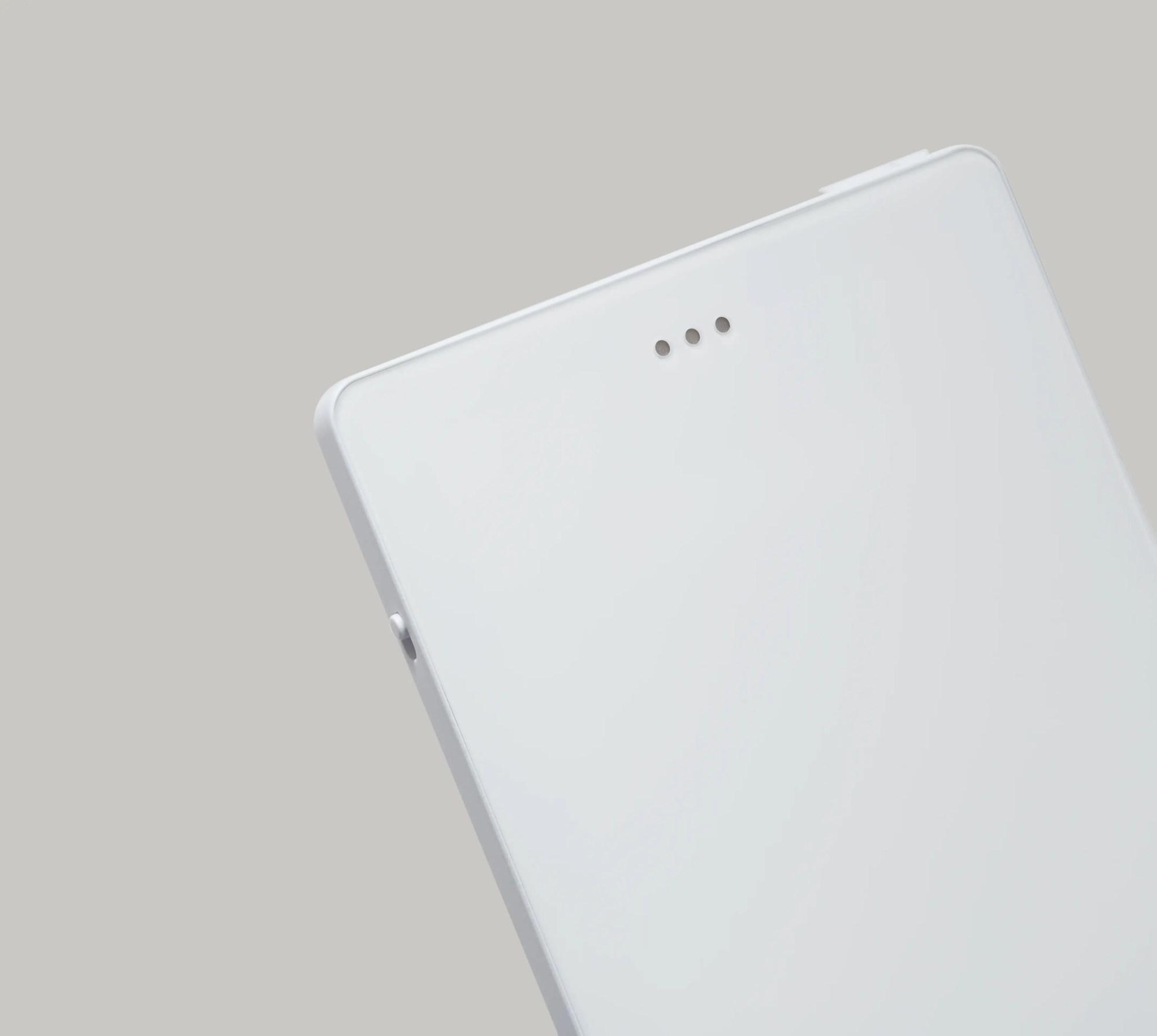hight resolution of light phone