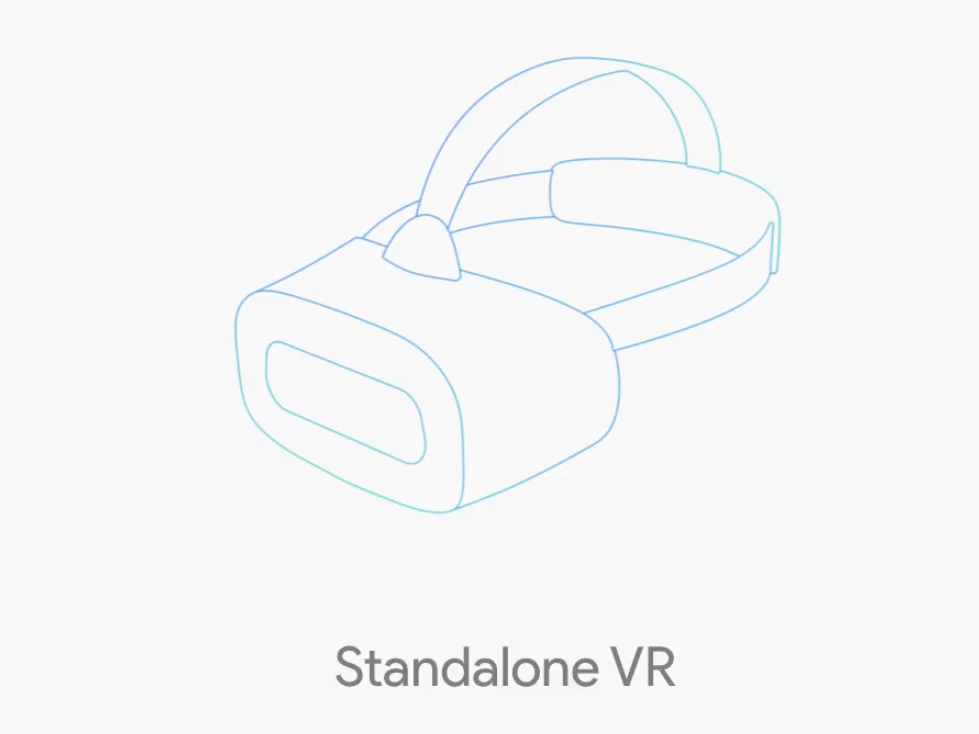 Lenovo and HTC will sell Google standalone VR headsets