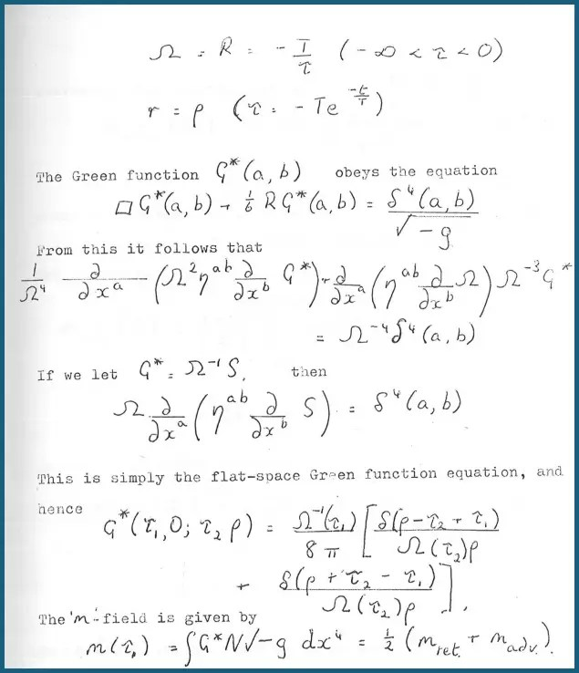 Hawking PhD equations with border