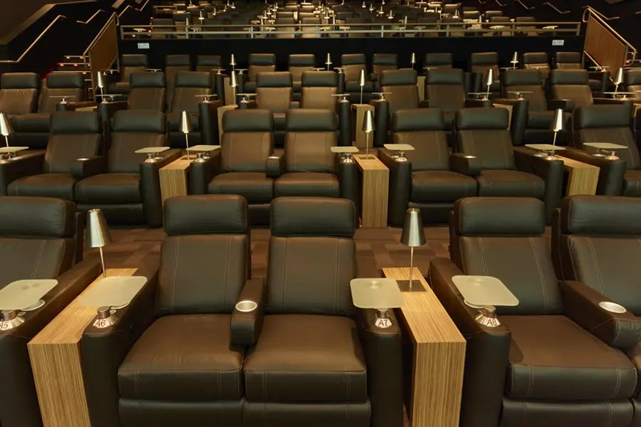 These are the 10 most luxurious movie theatres in the