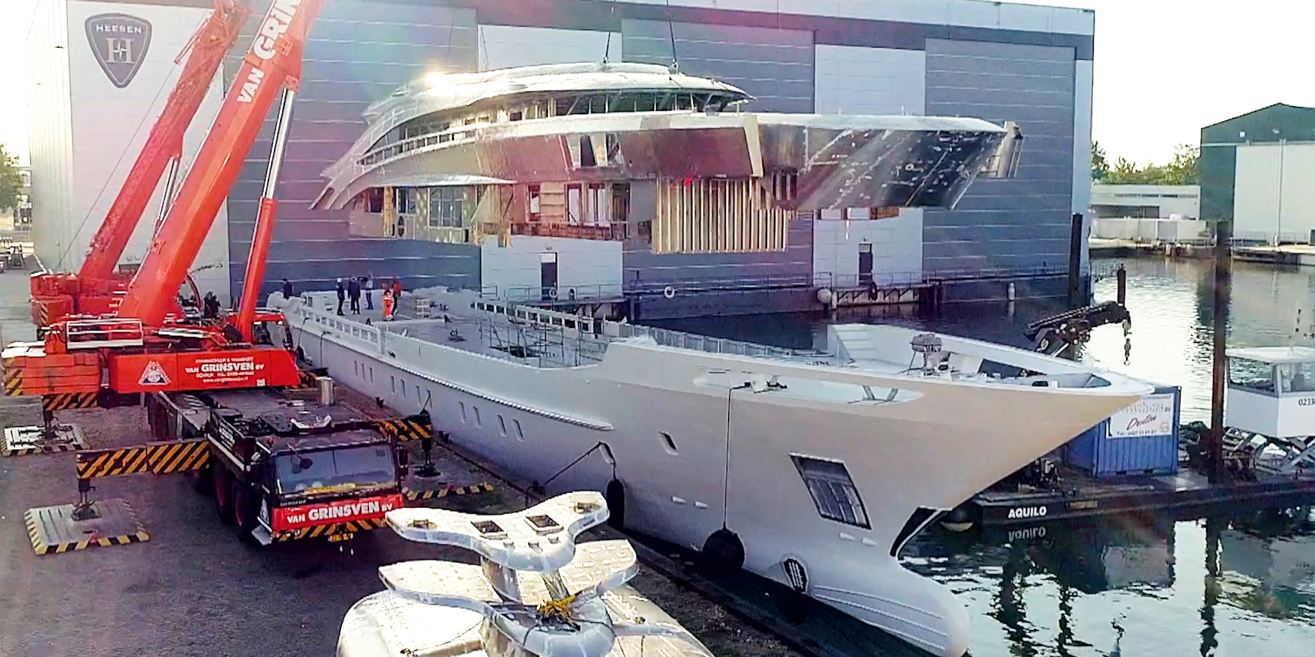 What It Takes To Build The 164 Foot Project Triton