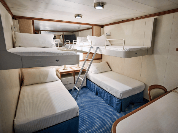 Cruise-ship Workers Describe Tiny Cabins Live In
