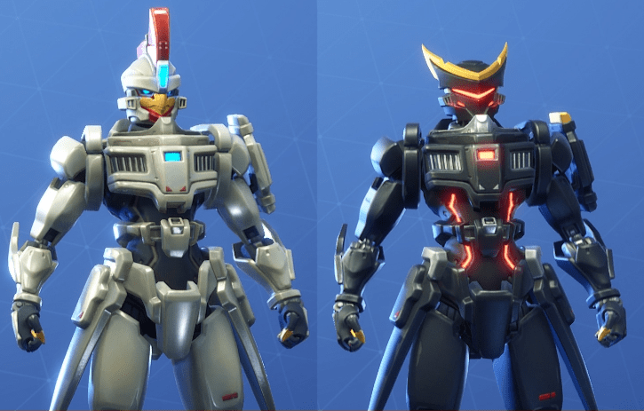 A New Fortnite Update Just Added A Bunch Of New Outfits To The Game Here Are All The