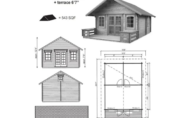 Amazon Sells A 19 000 Do It Yourself Tiny Home Kit That