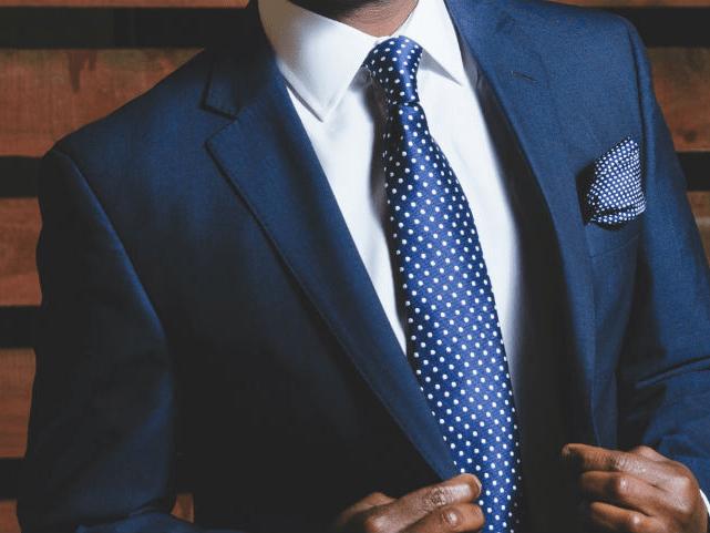 Skip at Banana Republic: Suits for men