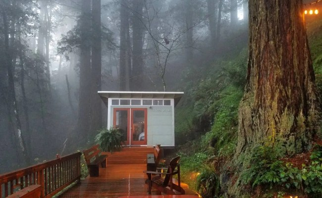 9 Tiny Houses In Silicon Valley That You Can Rent On