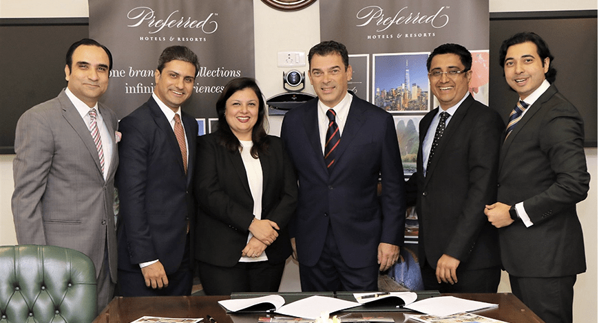 Preferred Hotels Signs Strategic Partnership With Chedi