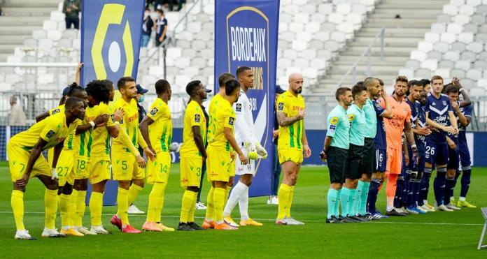 Ligue 1 : Nantes - Bordeaux, les compos probables et les absents