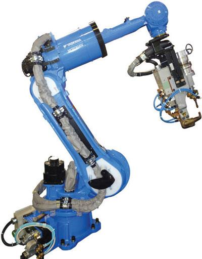 Spot Welding Robot  Canadian Metalworking