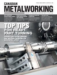 Canadian Metalworking / Canadian Fabricating & Welding Cover