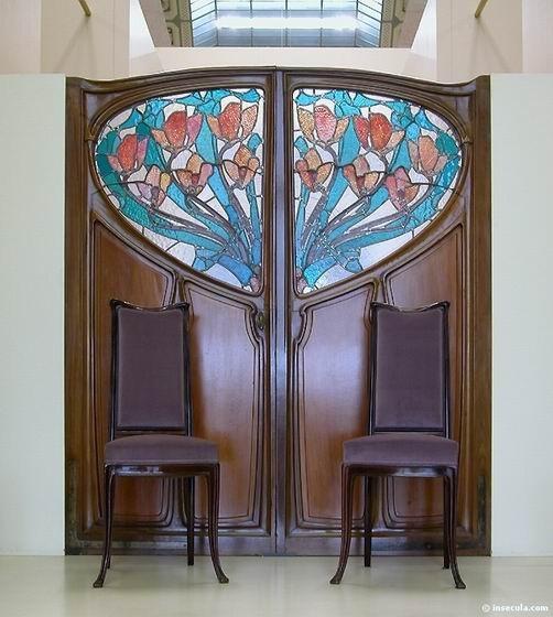 13 Art Nouveau Dcoratifs Muraux Muse DOrsay