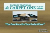 Factory Flooring-Carpet One Floor & Home - Kitchener, ON ...