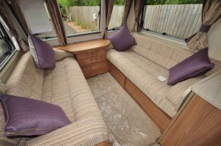 Bailey Unicorn Cartagena caravan review