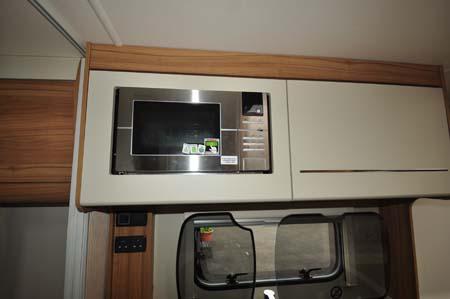 Elddis Sanremo 526 Microwave